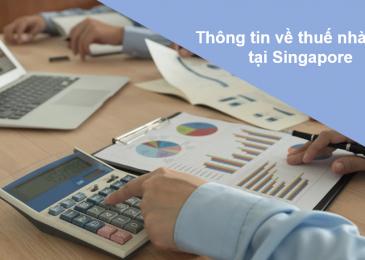 Thông tin về Thuế Nhà Thầu Tại Singapore